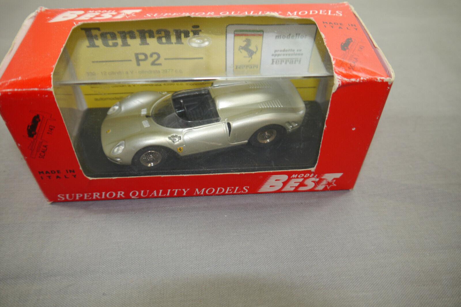 Förlaga bäst Superior Quality modellllerler Ferrari P2 9072 1 43 (K41)