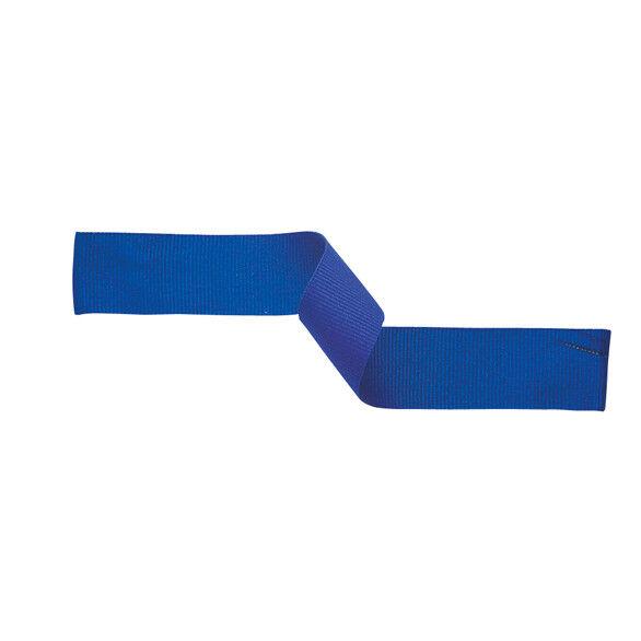 100 x Royal bluee Sports Medal Ribbon,22mm Wide,395mm Long (MR15)