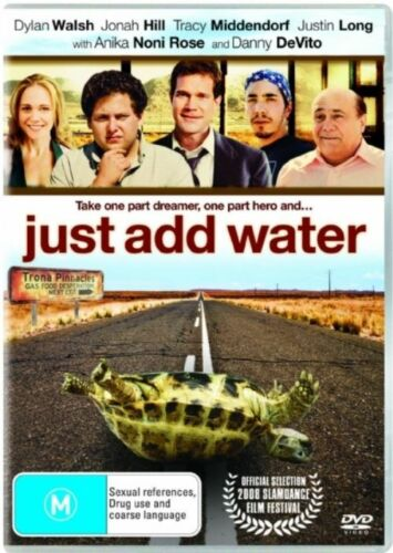1 of 1 - Just Add Water - DVD ss Region 4 Good Condition