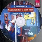 Spanisch für Costa Rica. Kauderwelsch-CD (2006)