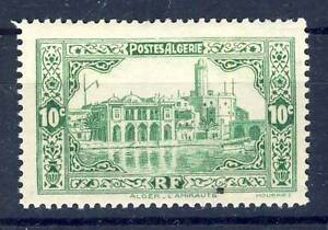 Architecture Lower Price with Timbre Algerie Neuf N° 105 ** L'amiraute A Alger Algeria