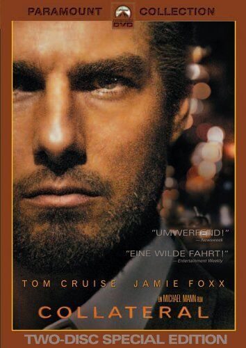 1 von 1 - Collateral / Special Edition(Tom Cruise) 2-DVD`s / DVD #4704
