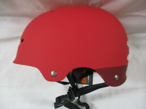 Nutcase-THE-ZONE-3001M-GR-S-51-54cm-Fahrradhelm-Red-Zone-Matte-79