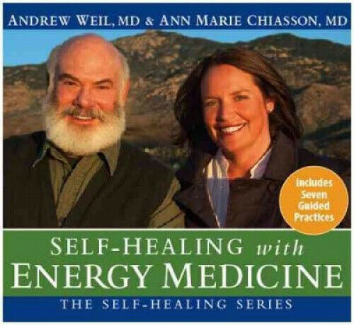 Self-Healing with Energy Medicine (The Self-Healing Series) [Audio].