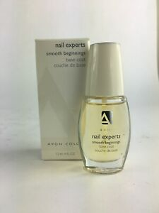 AVON-Color-Nail-Experts-Smooth-Beginnings-Base-Coat-NEW-NOS