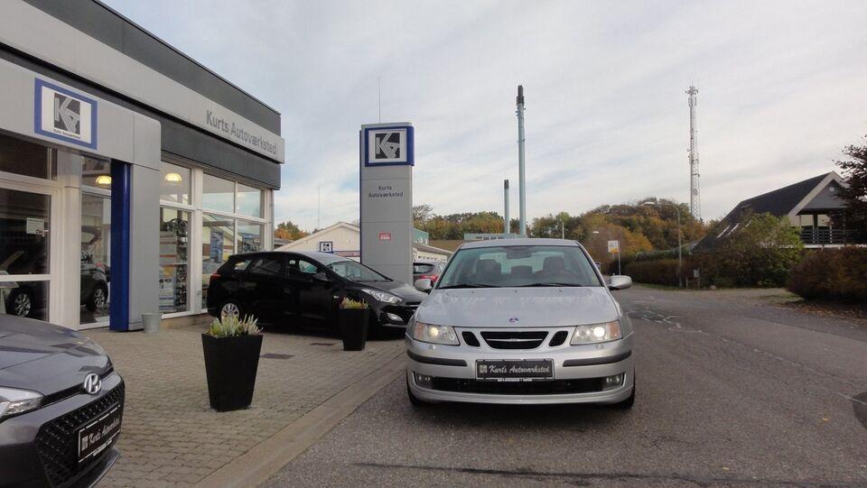 Saab 9-3 1,9 TiD Linear Diesel modelår 2005 km 279000