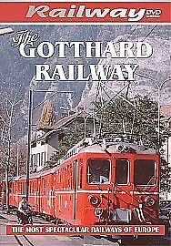 1 of 1 - The Gotthard Railway (DVD, 2006)