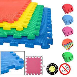 30cm-Interlocking-Puzzle-Mat-Soft-EVA-Foam-Tiles-Kids-Play-Carpet-Home-Floor-UK