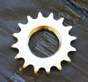 Formula 16T 1//2 x 1//8 Fixed Gear Sprocket Cog Fixie Track 16 Tooth Flip Flop