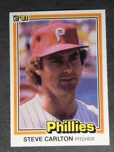 1981 Donruss Steve Carlton #33 Phillies NM/MT or Better