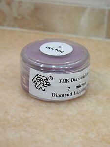 1-bottle-THK-7-micron-Diamond-polishing-lapping-paste-pastes-compound-20-Gram