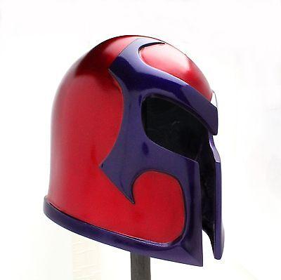 X-men Age of Apocalypse Magneto Inspired Helmet Life Size Cosplay Costume Prop