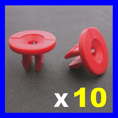 PLASTIC SCREW GROMMET INSERT EXPANDING NUT 10mm X 8.5mm KIT CAR BOAT CARAVAN