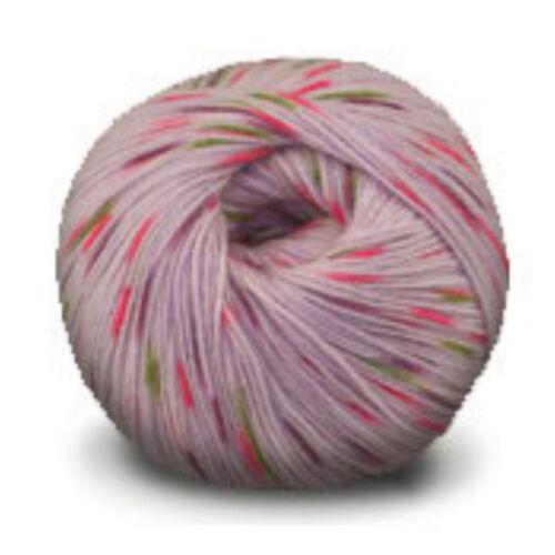 Knit One Crochet Too  TY-DY SOCKS DOTS  Yarn 11 colorways