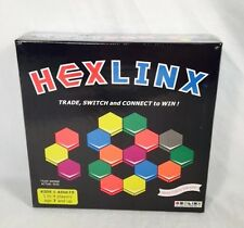 HEXLINX Tile Matching Game Travel Strategy Mental Logic Skill Family Kids 7+