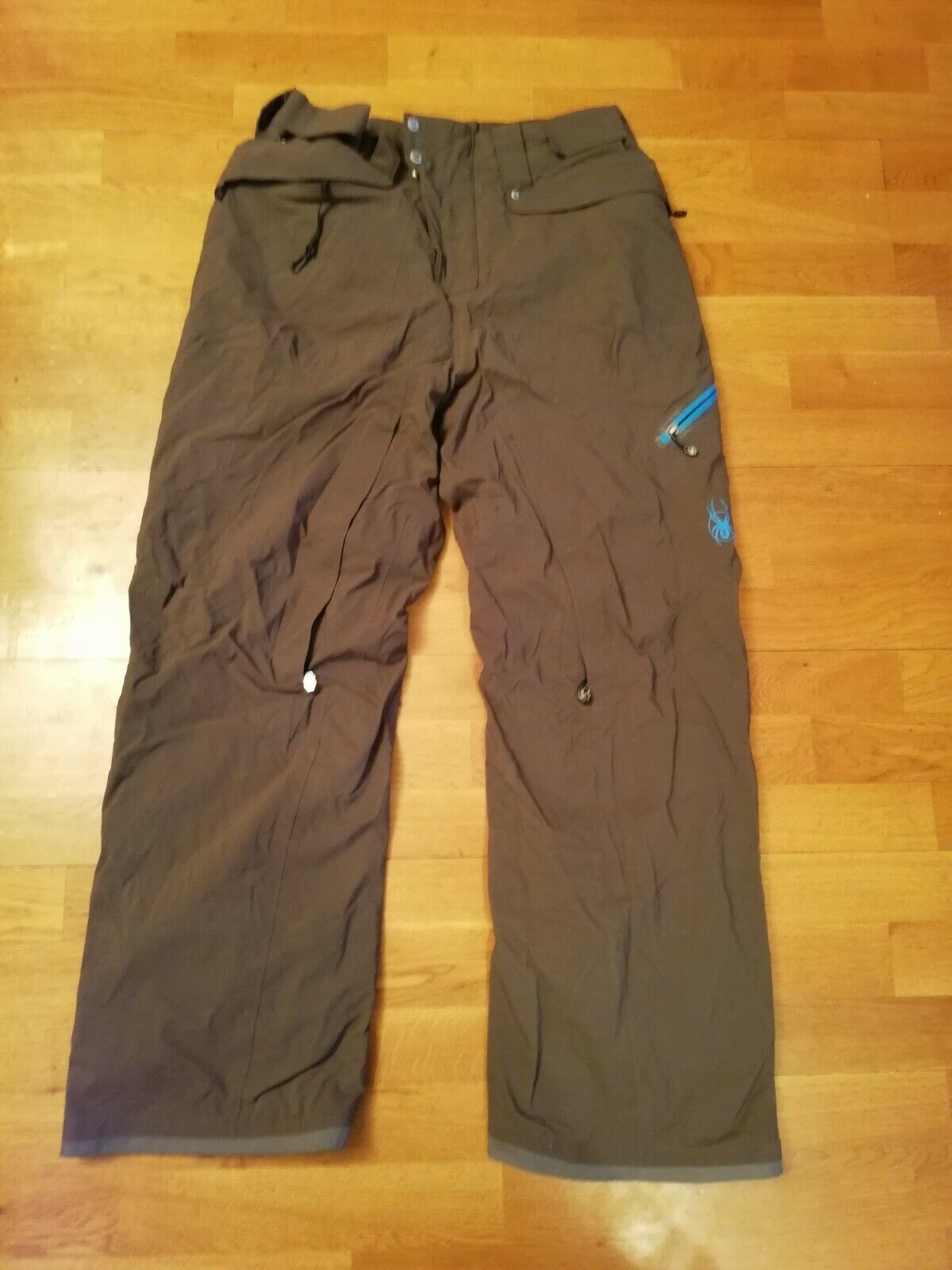 PANTALON  DE NIEVE SPYDER DERMIZAX-EV HOMBRE size XL  welcome to choose