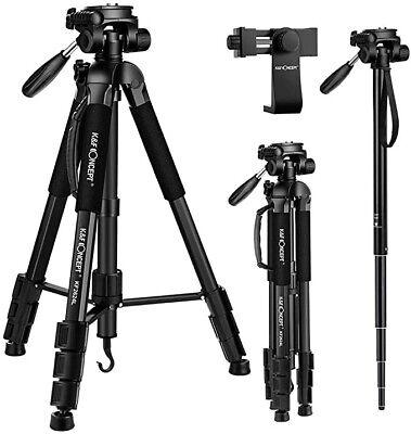 Fujifilm JX500 1M Extendable Aluminium Tripod for Nikon D4S Coolpix L820
