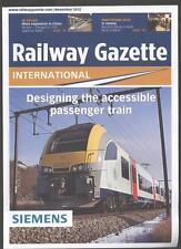 Railway Gazette International - November 2012