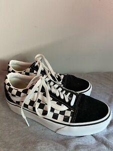 Vans Women's Size 8 | eBay