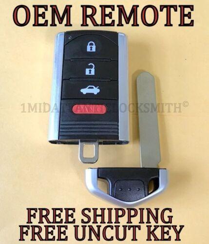 OEM 13 14 ACURA ILX PROXIMITY SMART KEY KEYLESS REMOTE FOB KR5434760 DRIVER #2