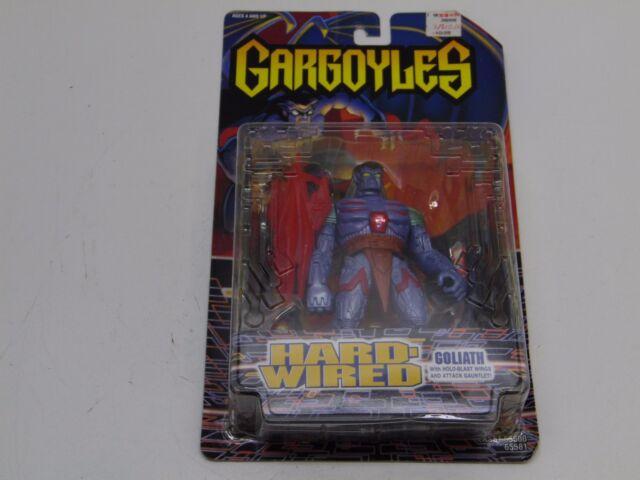 Gargoyles HARD WIRED GOLIATH Figure Complete Toy MOC Vintage KENNER 1996
