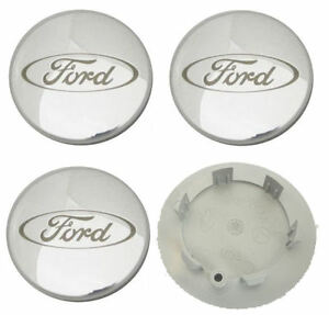 Genuine Ford Streetka Street Ka Alloy Wheel Center Caps X