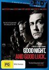 Good Night And Good Luck (DVD, 2009)