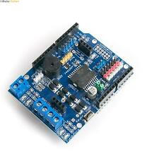 MOTORE passo-passo Arduino Shield-Drive 2 motori CC + servo + interfaccia Bluetooth