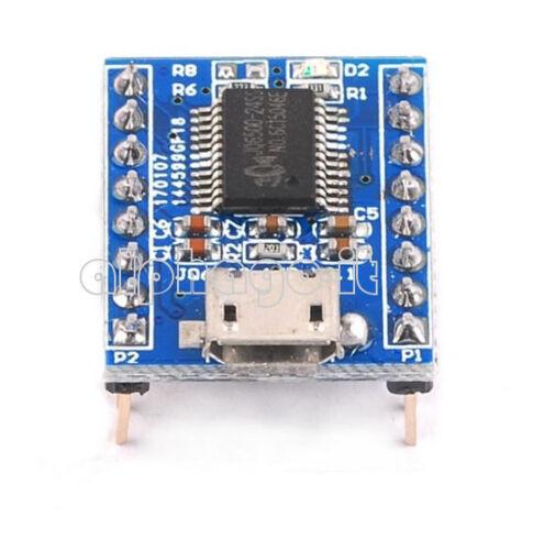JQ6500 Voice Module Sound Module MCU 5 Channel Serial Control MP3 Music Play SPI