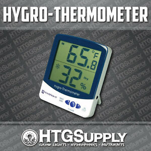 how to read humidity meter