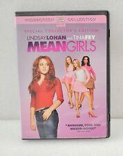 Lindsay Lohan Mean Girls DVD Movie Original Release