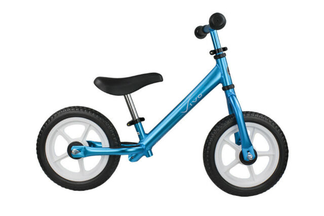 "scratches in transit 12/"" customisable kids balance bike Team Magnus 40/% off"