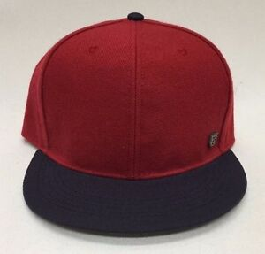 Image is loading BNWT-Brixton-Fitted-Short-Bill-Hat-Cap-Size- cb215cffc5f