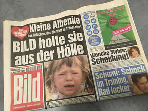 Bild-newspaper-dated-07-04-1999-18-19-20-Birthday-Gift-BALKAN-WAR