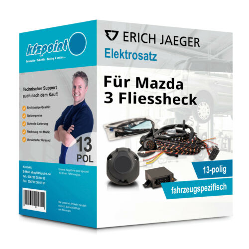 Fr 3 Fliessheck 2003-2009 JAEGER E-Satz 13polig ...