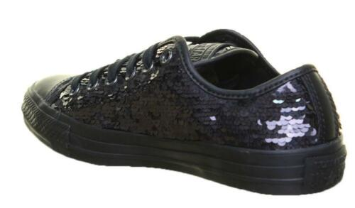 mujer Ctax Black Low Converse para Ox de 556483c Zapatillas deporte Party Holiday FfWvnt