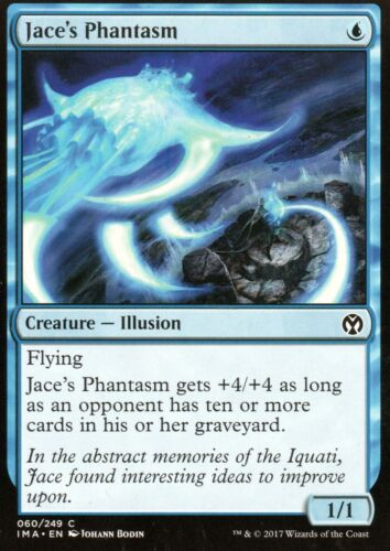 Jace/'s PhantasmPresque comme neufIconic Mastersmagic mtg