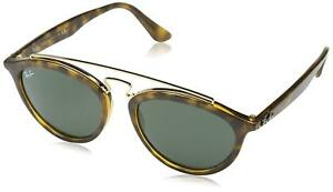 99977567d1716 Ray-Ban RB4257 Gatsby II Tortoise Gold Frame Green Classic 50mm Lens ...