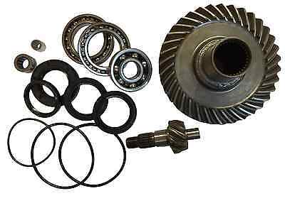 Rear Differential Ring /& Pinion Gear fits HONDA TRX300FW 300 Fourtrax ATV 88-00