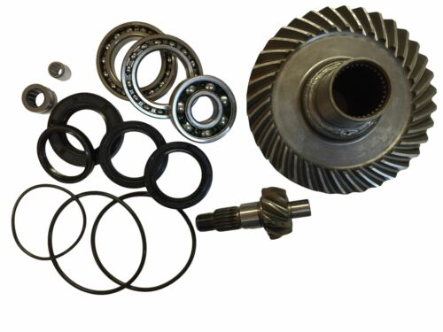 Honda TRX300 300 Fourtrax Rear Differential Ring and Pinion Gear /& Bearing 88-00