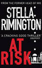 At Risk: (Liz Carlyle 1) by Stella Rimington (Paperback, 2005)