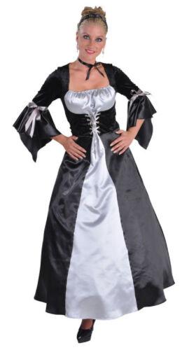 Rokoko Kleid Kostüm Gothic Barock Mittelalter Damen Prinzessin Rokokokostüm lang