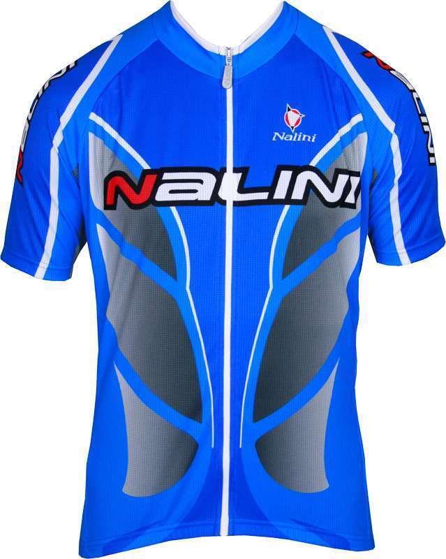 Nalini PRO Special OLBI Kurzarmtrikot blue (UVP  69,90 EUR)
