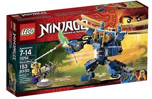 LEGO Ninjago 70754 ElectroMech Toy Brand New Sealed
