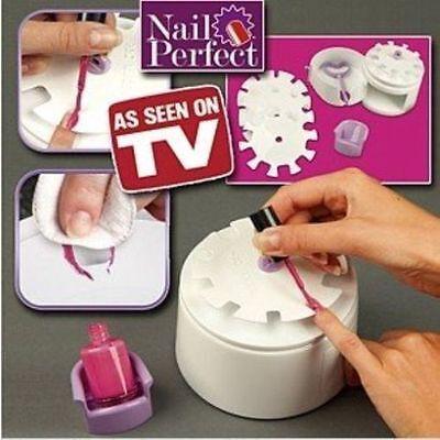 Perfect nail art polishing tool Perfect solution salon perfect beautiful Nails