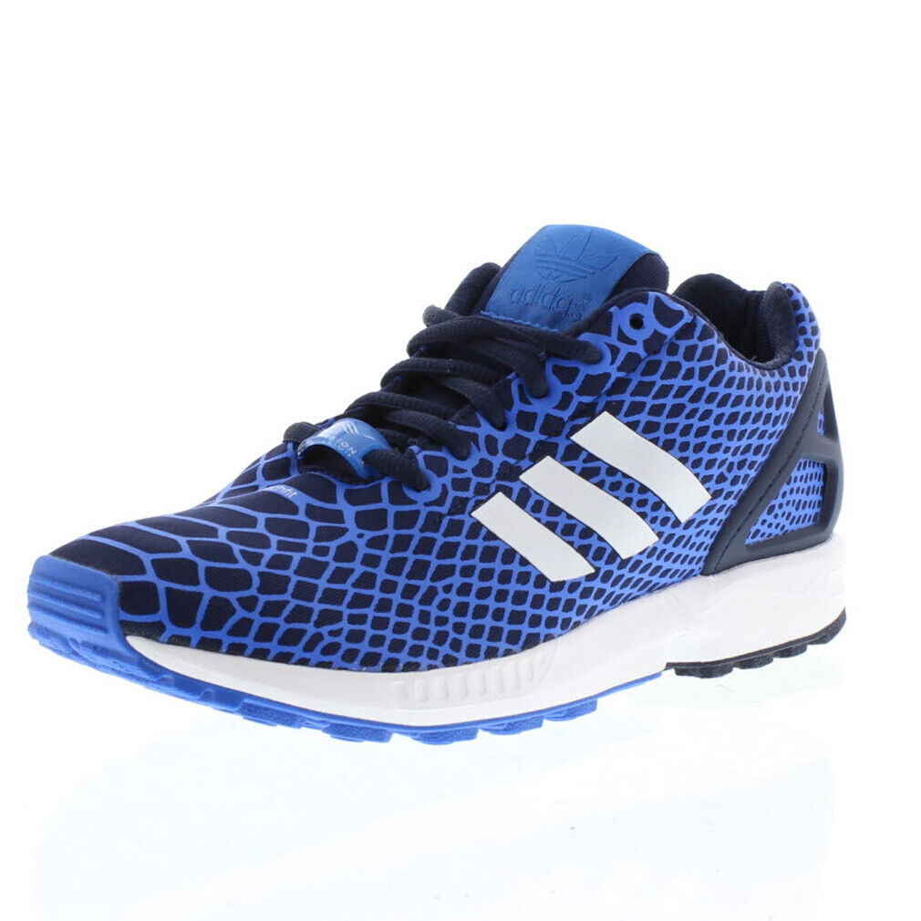 Adidas ZX Flux Techfit Running shoes Men's Fitness Sneakers Trainers B24932
