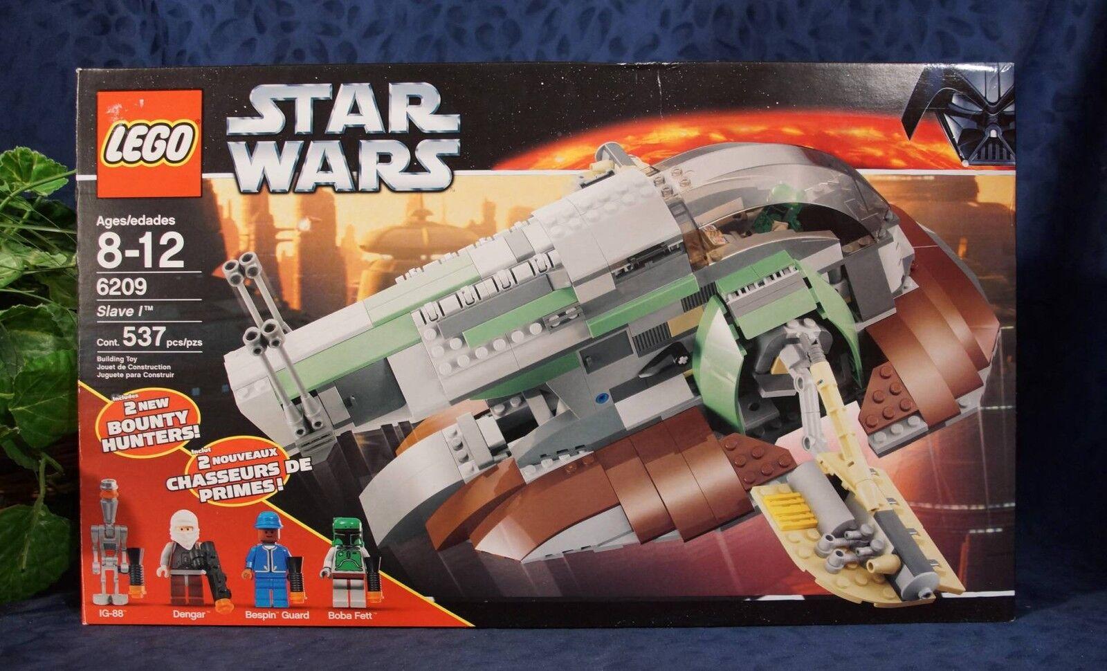 LEGO STAR WARS 6209 SLAVE I Kit