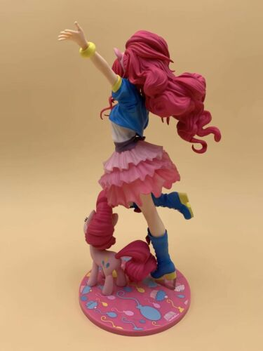 My Little Pony Pinkie Pie Bishoujo Statue Multicolor PVC Figure Figurine New NB