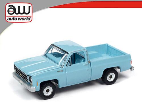 2020 Auto World Release 4A Hemmings 1979 Chevy C10 Scottsdale Fleetside