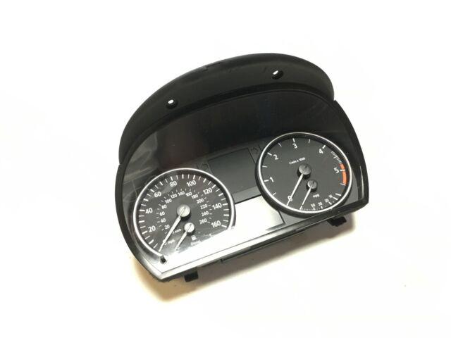 BMW 3 Series E90 320 Diesel Instrument Cluster Speedo Clocks 6983488 RHD